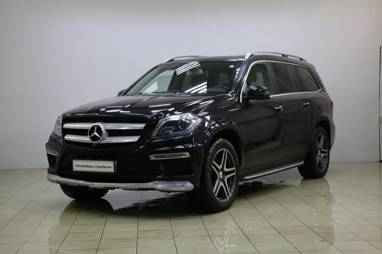 Mercedes-Benz GL-класс 2014 г.